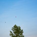 The ballon town of Saint-Jean-sur-Richelieu