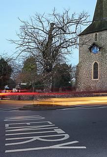 Downe Village at Christmas