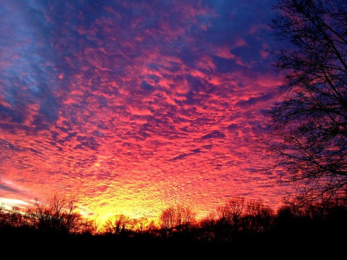 park sunset red sky cloud fire day cloudy missouri 14k faust iphone uploaded:by=flickrmobile flickriosapp:filter=nofilter