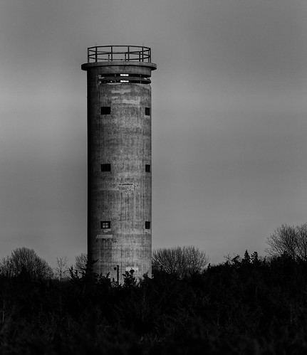 nj sunsetbeach capemay abandoned lookouttower firecontroltowerno23 architecture watchtower newjersey unitedstates us