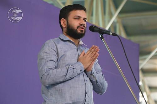Ravit Aggarwal, expresses his views