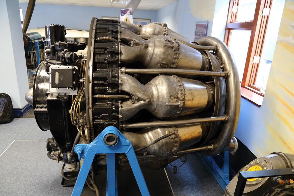 de Havilland Ghost 50 | A de H...