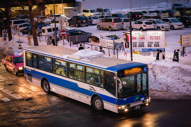 JHB Line 58 | Sapporo