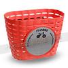 255-008 FirstBike-兒童滑步車-原廠車前小籃子-紅-700