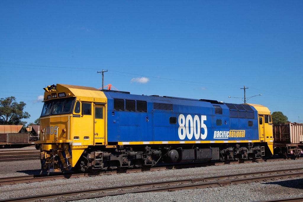 8005 at Morandoo by Trent