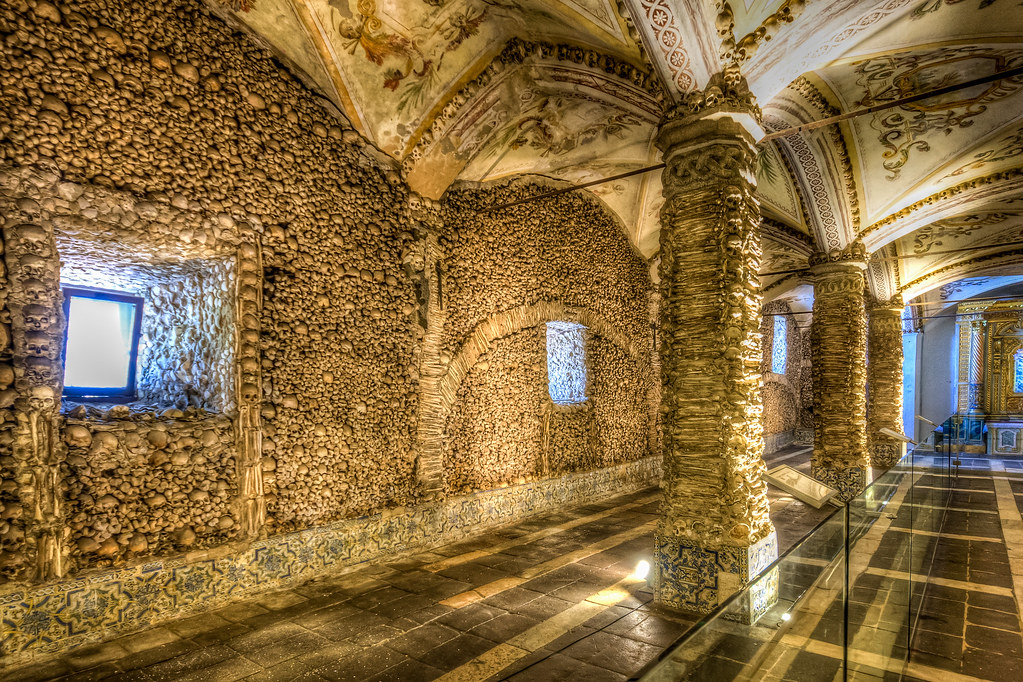 The chapel of the bones