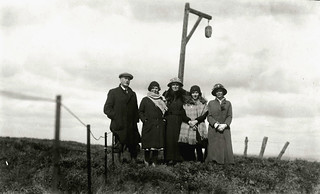 Family Gathering At The Gibbet | by Northumberland Archives