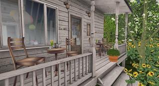 FamouStation Caffe Di Milan June 2015 | by Hidden Gems in Second Life (Interior Designer)
