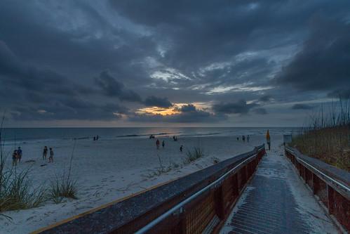 travel camping usa beach gulfofmexico beautiful weather clouds landscape outside outdoors gulf florida scenic adventure peninsula stjosephbay gulfcounty dandangler thstonememorialpark