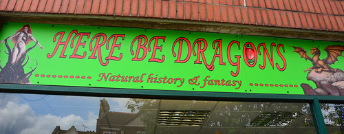 Norwich Streets, Here Be Dragons, Shop | by Martin Pettitt