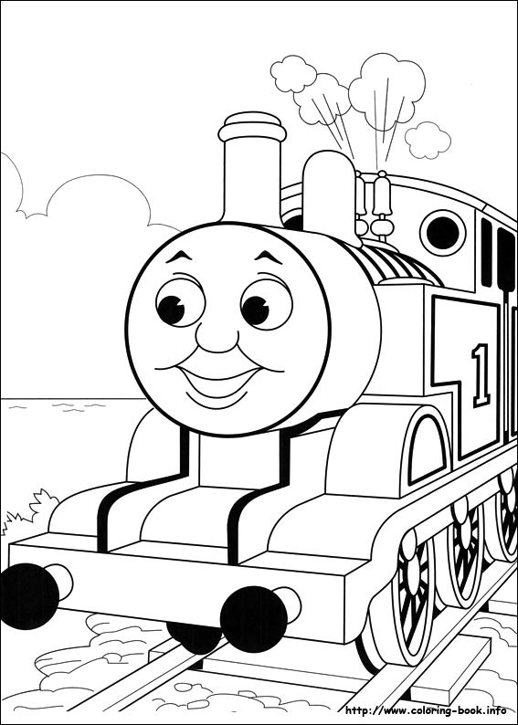 Thomas Train Coloring Pages Printable Ift.tt/1NiMIWs Ift.t… Flickr