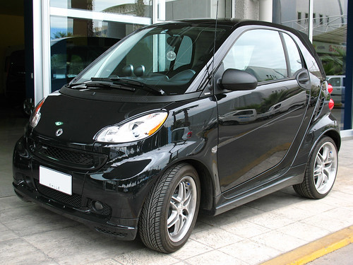 Smart ForTwo Brabus 2010 | by RL GNZLZ