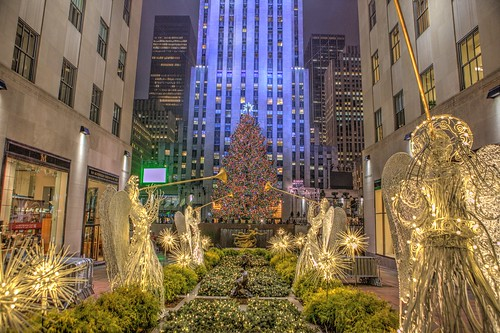 2013 Rockefeller Center Christmas Tree Lighting #Flickr12Days | by Anthony Quintano