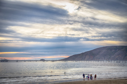 Afternoon at Avila Beach   by staticantics
