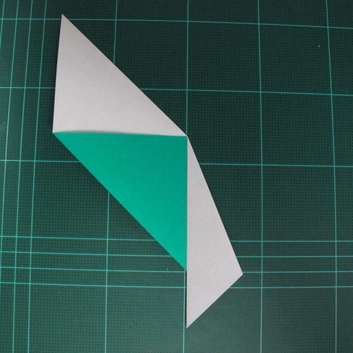 การพับกระดาษเป็นรูปเรือมังกร (Origami Dragon Boat) 010