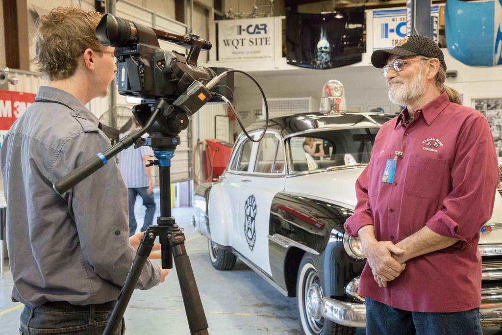 Vintage Police Car Presentation - April 7, 2017 | Kilgore Co