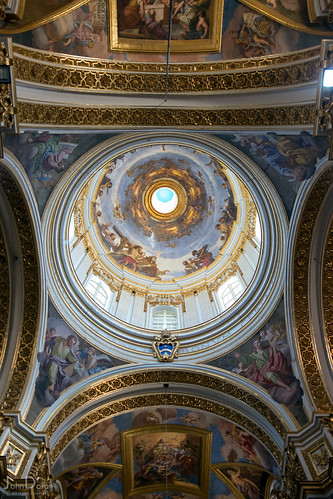 roofspace | catherdral of malta | by John FotoHouse