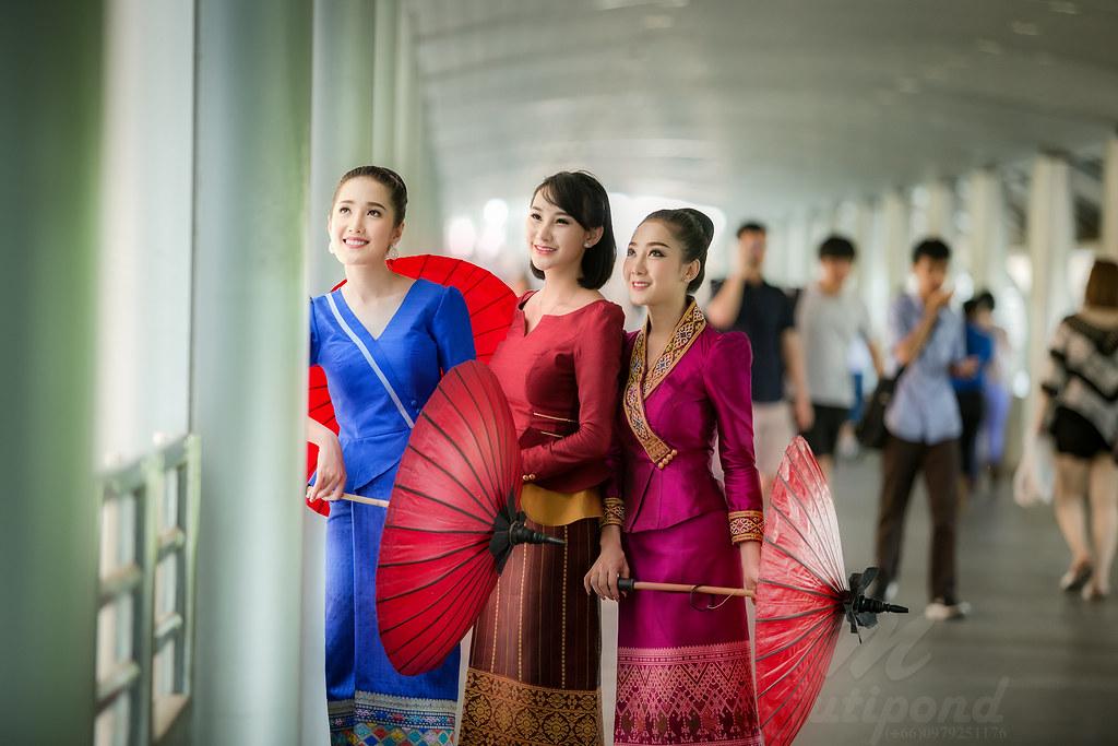 laos girl