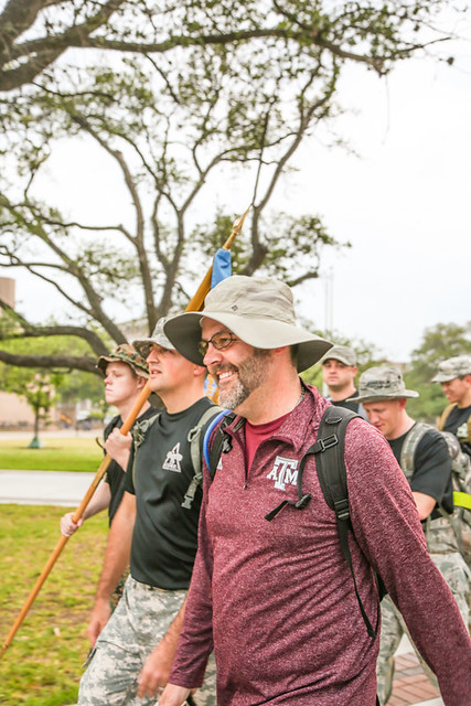 March to the Brazos 2017