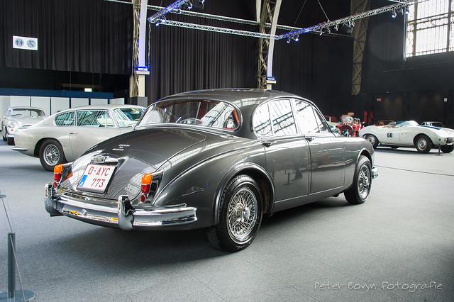 Jaguar Mk2 - 1960