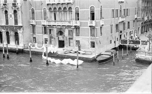1969 Galleria Canale Venezia