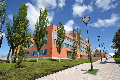 Universidad Pontificia Comillas | by Aristos Campus Mundus 2015