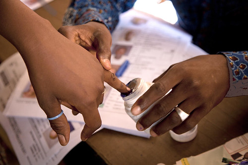Malians Vote in 2013 Presidential Election | by United Nations Photo