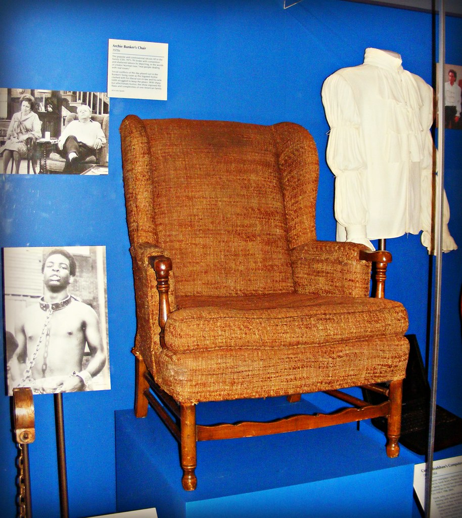 Archie Bunker S Chair National Museum Of American History