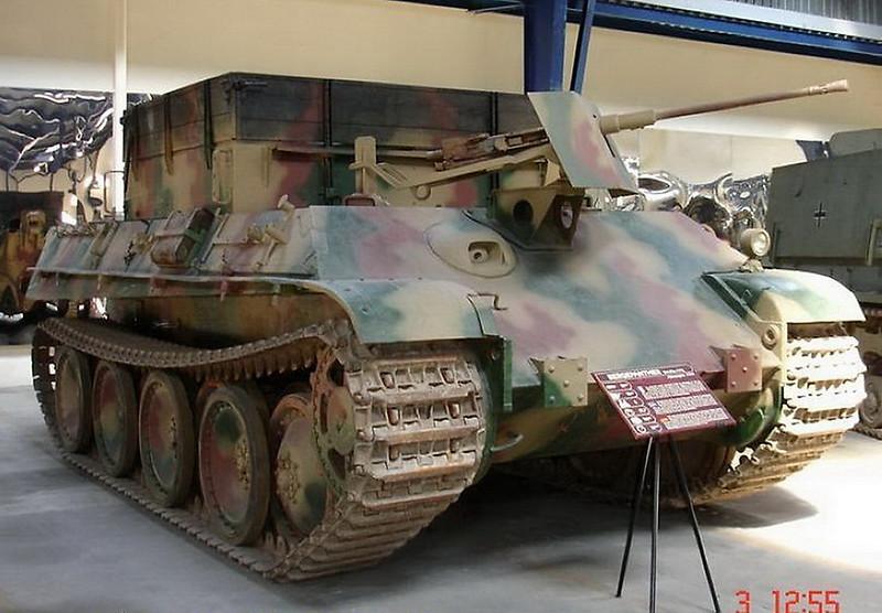 SdKfz 179 - Mountain Armored Car (1)