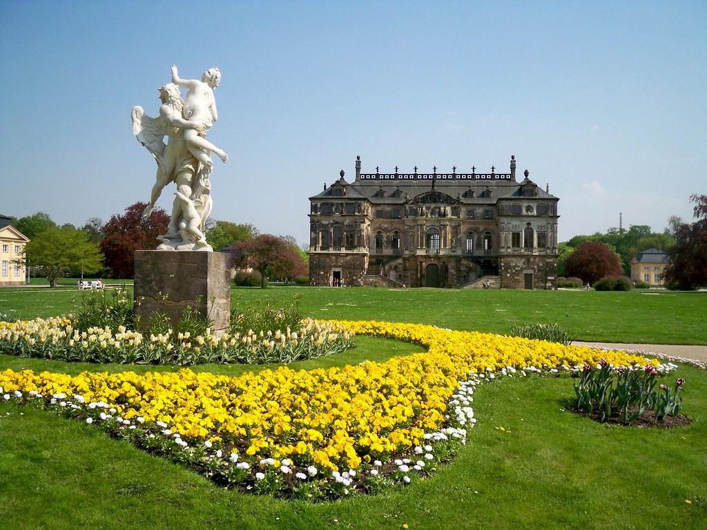 Palais Im Großen Garten Dresden C Augustustours Dresden Flickr