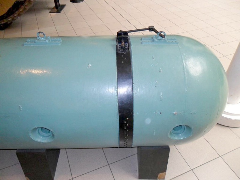 Italian Two Man Human Torpedo (6)
