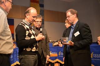 Brassbandfestivalen 2012 - Martin Lindor förrättar lottning i Elit-divisionen