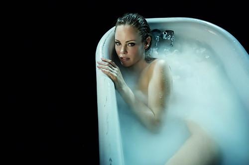 Chandra 'In The Tub' 2 | by TJ Scott