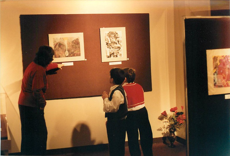 War in Bosnia through Children's Eyes – January 15, 1995 – April 21, 1995