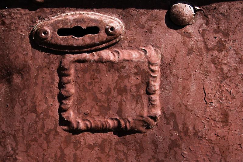 84 Rusty Color Metal texture - 40 # texturepalace