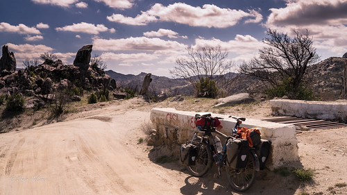 Setting out on the Baja Divide | by ShaunMcCance