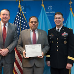 Vi, 04/07/2017 - 14:26 - On April 7, 2017, the William J. Perry Center for Hemispheric Defense Studies hosted a graduation for its Defense Policy and Complex Threats program in Lincoln Hall at Fort McNair in Washington, DC.