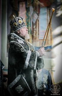 Литургия в Иверском монастыре 180