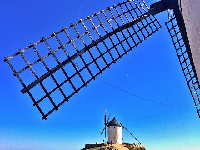 Molinos de Consuegra (Ruta del Quijote)