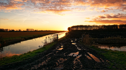 clouds landscape mud sun sundown water oostwoud noordholland nederland nl nature sunset lake reflection outdoors sky river summer scenics ruralscene dusk beautyinnature tranquilscene sunlight tree sunrisedawn marsh