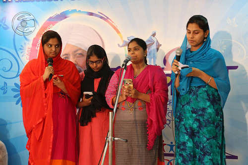 Devotional song by Pooja and Saathi from Hyderabad, Telangana