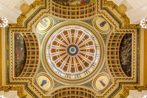 Pennsylvania State Capitol Rotunda #1