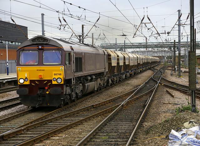 66746 Doncaster Station.