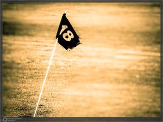 Swinggolf: On the 18th hole