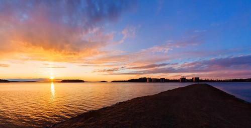 5dmk2 sigma 1224mm sunset colors lappeenranta finland