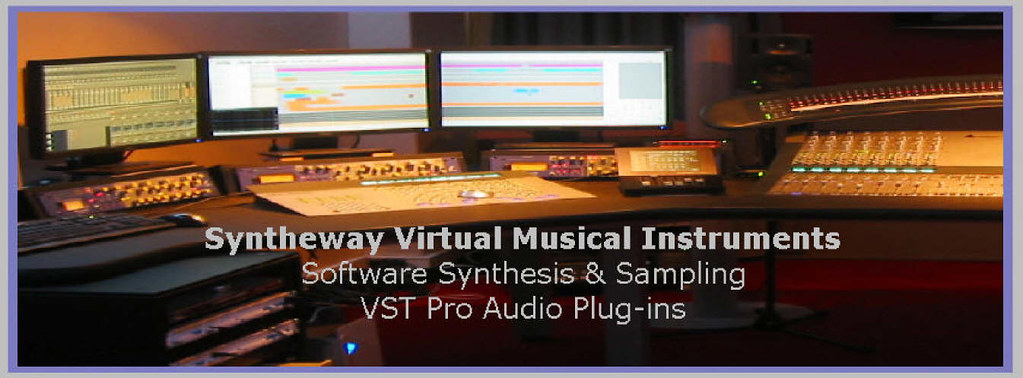 Syntheway Virtual Musical Instruments  VST Pro Audio Plugi