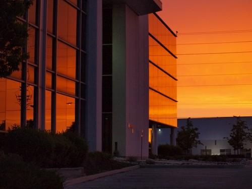 sun ontario canada sunrise rise mississauga