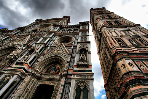 Colorful Middle Ages   -   Duomo di Firenze, Cattedrale Santa Maria del Fiore - Santa Maria del Fiore Cathedral, Florence Dome
