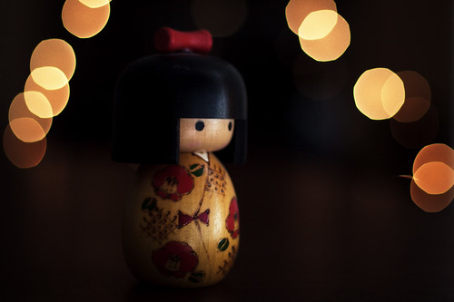 Kokeshi | by Mark J P