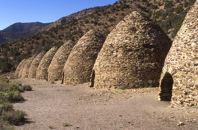 Row of Kilns